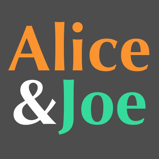 alice & joe